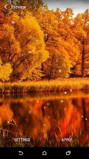 玩免費個人化APP|下載秋水彩画动态壁纸 app不用錢|硬是要APP