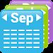 My Month Calendar Widget icon