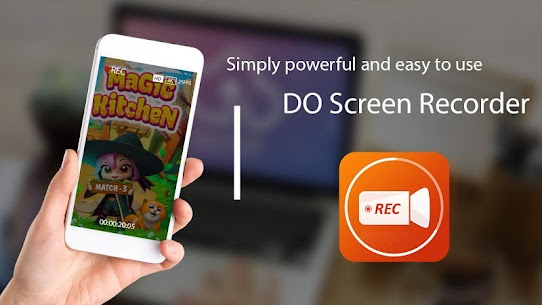 DO Screen Recorder, Video Editor & Video Recorder App Download For Android 1