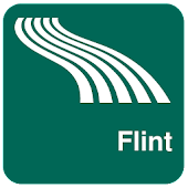 Flint Map offline