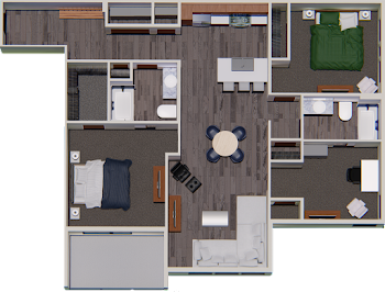 Go to The 1262 Floorplan page.