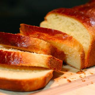 Golden Brioche Recipe