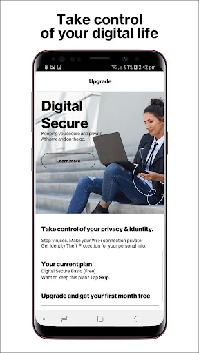 Digital Secure screenshot 2