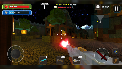 Dungeon Hero: A Survival Games Story modavailable screenshots 4