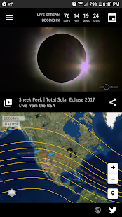 Total Solar Eclipse- screenshot thumbnail