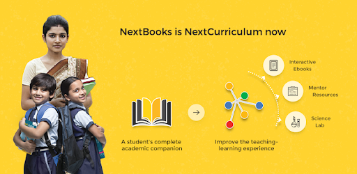 NextCurriculum: Learn with NextBooks (CBSE,ICSE) - Apps on