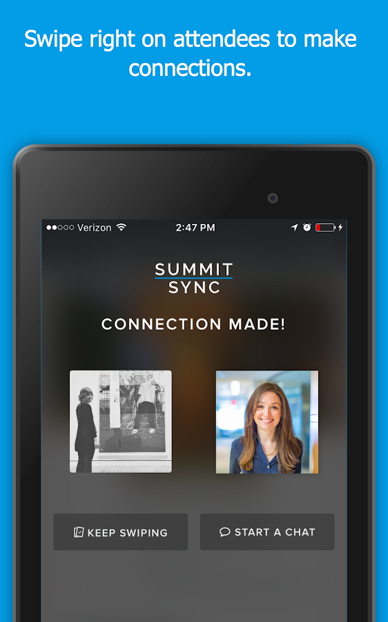 SummitSync | Event Networking- screenshot