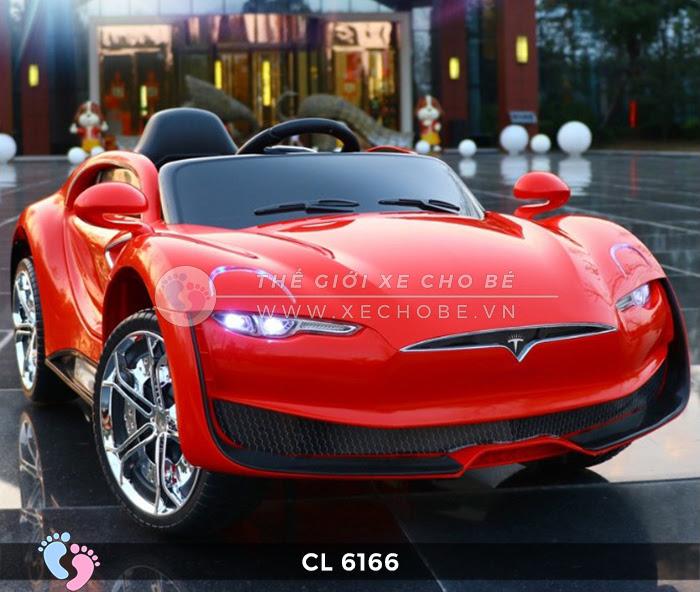 Xe hơi điện cho bé CL6166 15