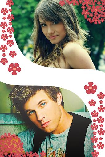 Photo Collage Couple
