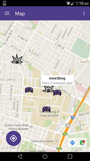 Locator for Super Smash Bros.