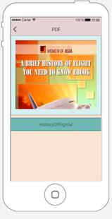 History Of Flight eBOOK ✔️ for PC-Windows 7,8,10 and Mac apk screenshot 2
