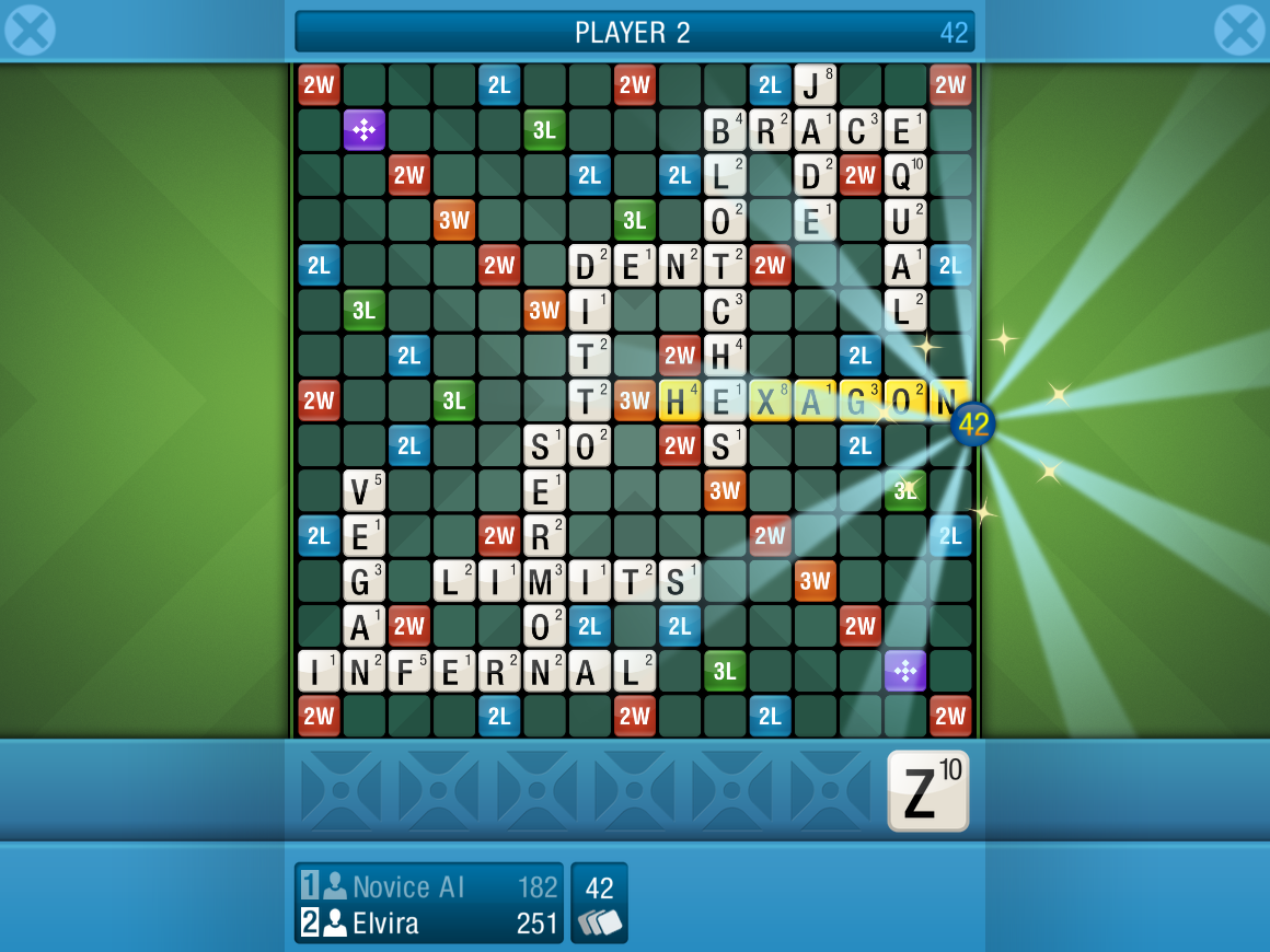CrossCraze ✪ Classic Word Game- screenshot