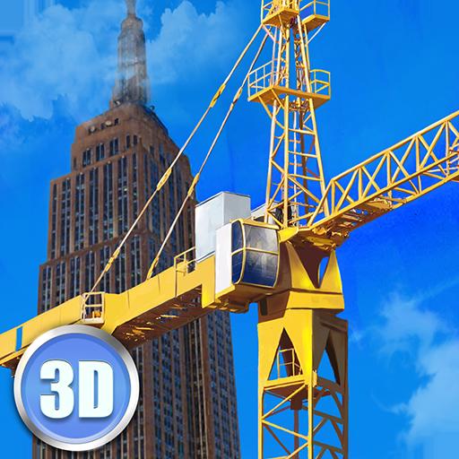 City Builder Machines Driver