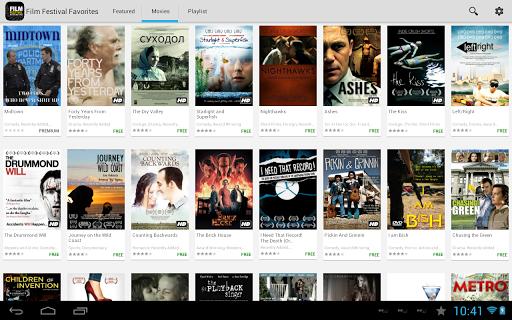 Film Festival Favorites 9.5 screenshots 7