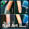 Nail Art Tutorial icon