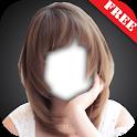 Japanese Girl idol Hairstyle Photo Montage 2018 icon