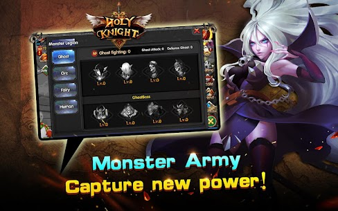 Holy Knight MOD 1.1.600 (God Mode/Massive Dmg/Weak Enemies) Apk 3