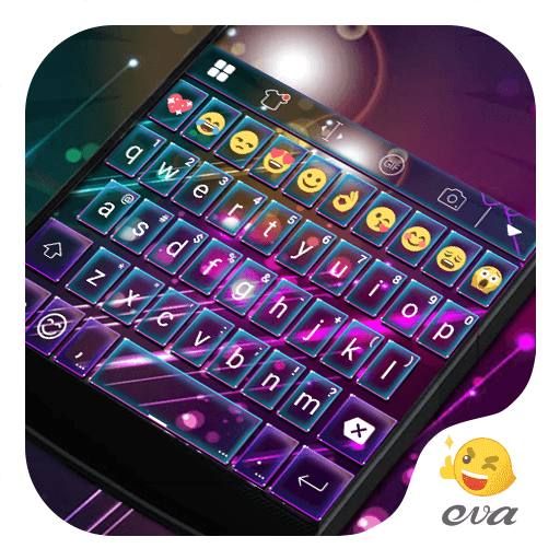 Colorful Dream Keyboard Theme 遊戲 App LOGO-硬是要APP