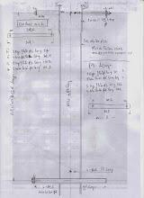 Photo: Dimensions qui en découlent et feuille de travail