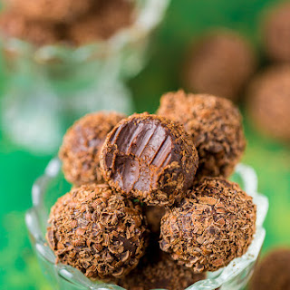Kahlua Chocolate Truffles.