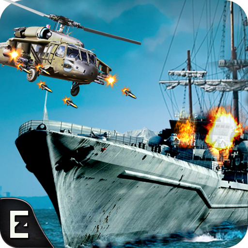 Warship Navy Strike 3D: Enemy Battle Ship Attack