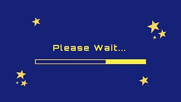 Loading Please Wait - YouTube Intro template