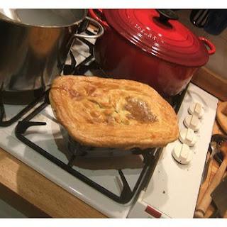 Vegetable Beef Pot Pie