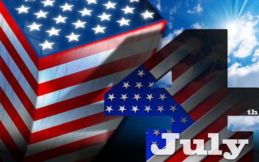 USA flag live wallpaper free