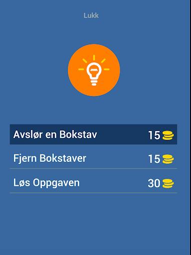 Norsk Mat Quiz: Gjett Kjente Matvarer fra Butikken apktram screenshots 10