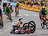"""Caleb Ewan reageert op opgave in Tour de France: """"Gebroken op vier plaatsen, hopelijk kan Vuelta nog doel zijn"""""""
