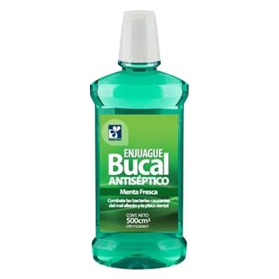 Enjuague Bucal Farmatodo Menta Fresca 250Ml