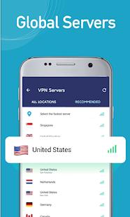 SuperVPN : Free Vpn Client SUPER VPN  Speed VPN 1.0.1 APK + Мод (Unlimited money) за Android