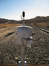 Photo: More Union Pacific equipment with dire warnings that those unprepared should not attempt to operate it. Seems obvious, but I guess there's all kinds of people out there.