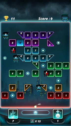 Brick puzzle master : Ball Vader2  captures d'écran 4