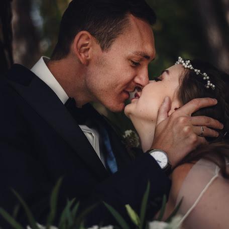 Wedding photographer Joanna Frąckowiak (jfrackowiak). Photo of 19.09.2017