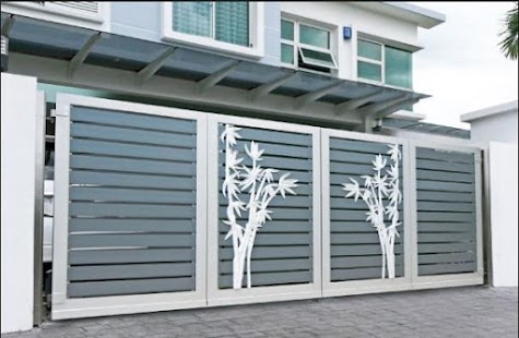 Home Gate Design Adorable Folding Gate Design  Android Apps On Google Play Design Inspiration