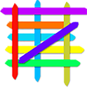 Color Stripes icon
