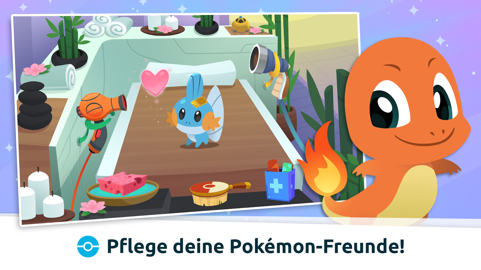 Pokémon-Spielhaus – Screenshot
