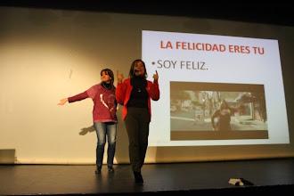Photo: La Felicidad eres Tú..... SOY FELIZ