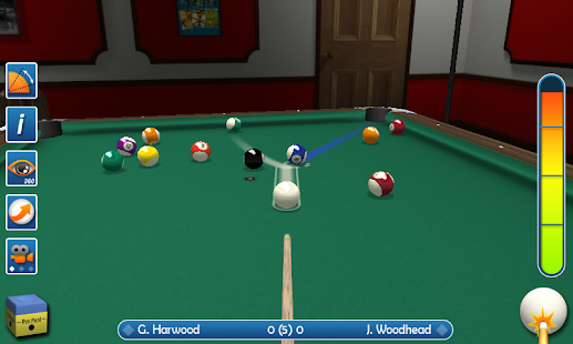 Pro Pool 2018 Screenshot