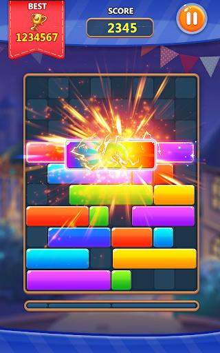 Magic Blocks: Falling Puzzle Dropdom apktram screenshots 7