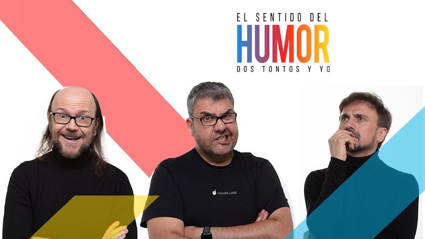 Cartel de la obra que traerá a Roquetas a Santiago Segura, Florentino Fernández y José Mota.
