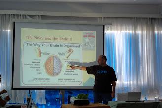 Photo: Let's poke a brain a little bit