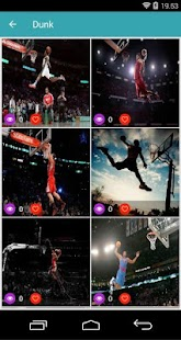 NBA Slam Dunk wallpapers - náhled
