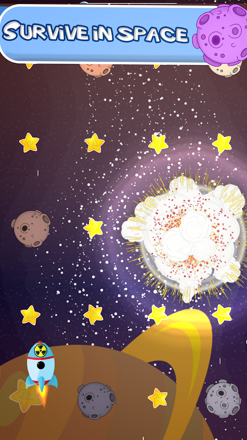 Astro Run - Endless Fun- screenshot