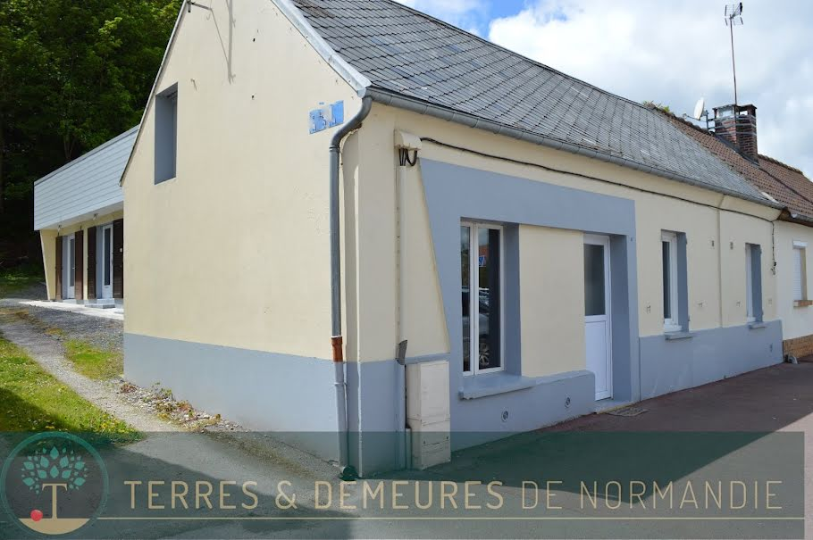 Vente locaux professionnels  162 m² à Incheville (76117), 269 000 €