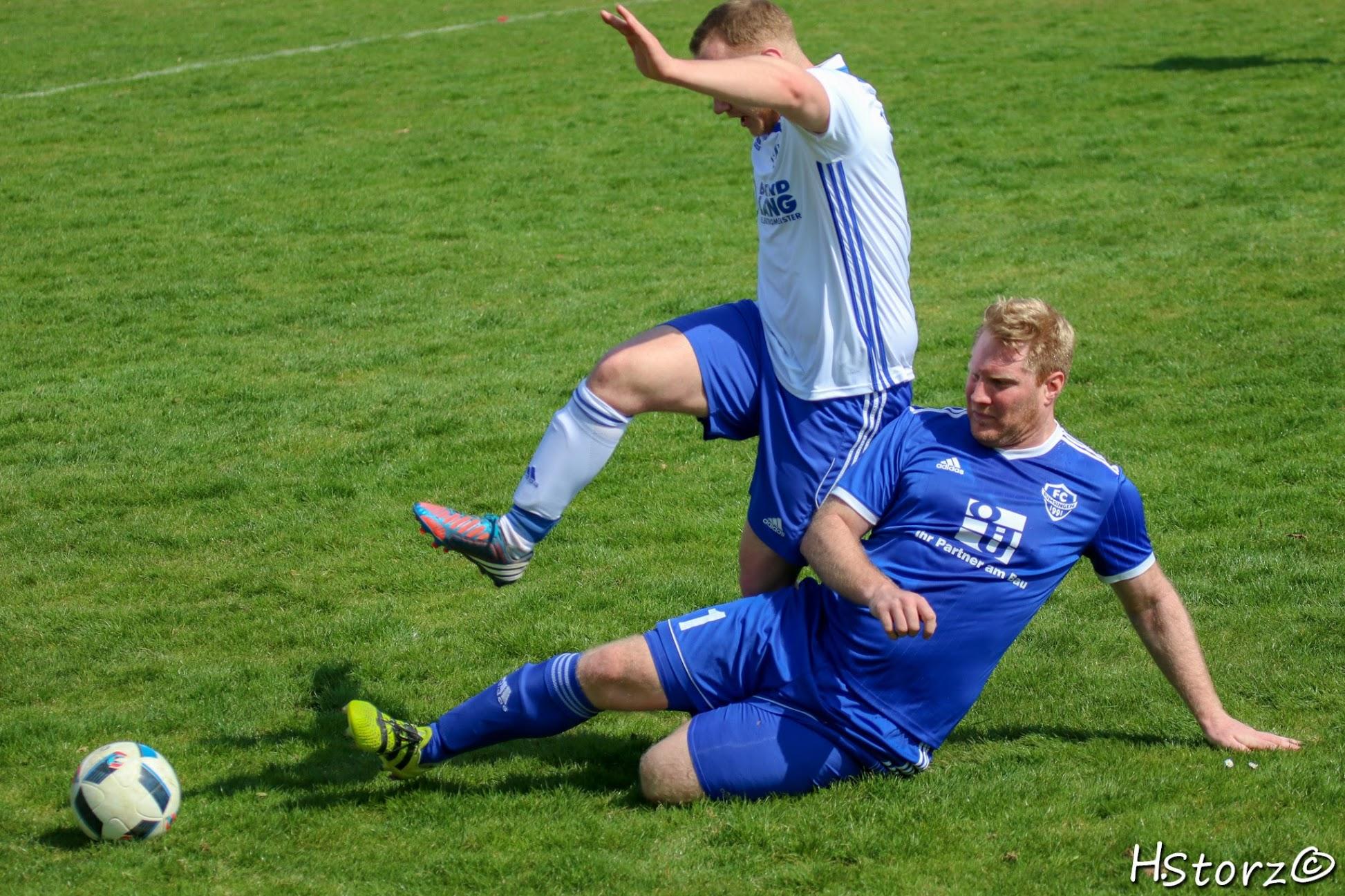 FC Rimsingen – TVK II   6:1 (1:1)