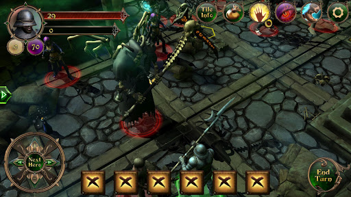Demon's Rise Games for Android screenshot