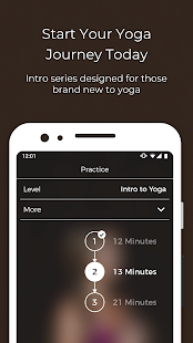 Yoga | Down Dog - Great Yoga Anywhere Screenshot