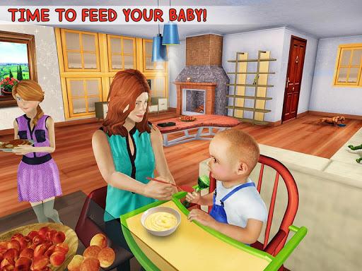 New Baby Single Mom Family Adventure 1.0.4 screenshots 8
